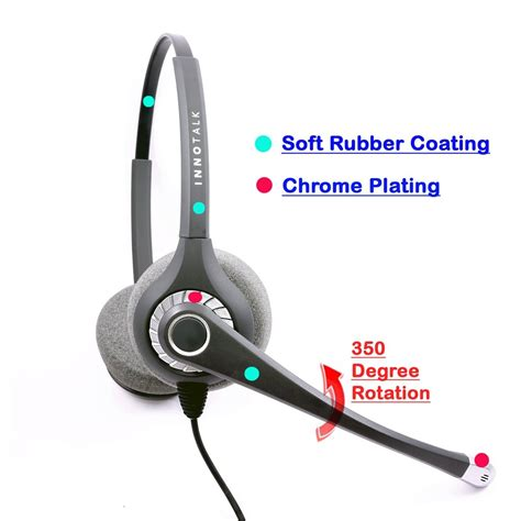 Analog PC Headset fit to Sound card in Computer - Sound forced Phone headset + PC Sound Card Headset Adapter